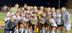 Seton beats Anderson in OT to win district title in girls soccer