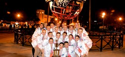 Seton Dance Team - National Champs