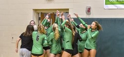 'Seton is back': How Seton volleyball turned from a low to conference champs again