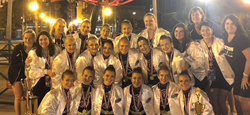 Seton dance team earns national title