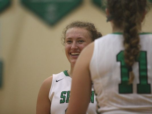 Senior Bridgette Grote keeps legendary hoops tradition alive