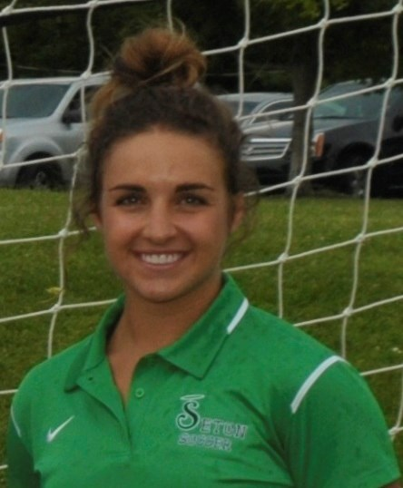 Marisa Wolf has been named as the new Head Varsity Soccer Coach