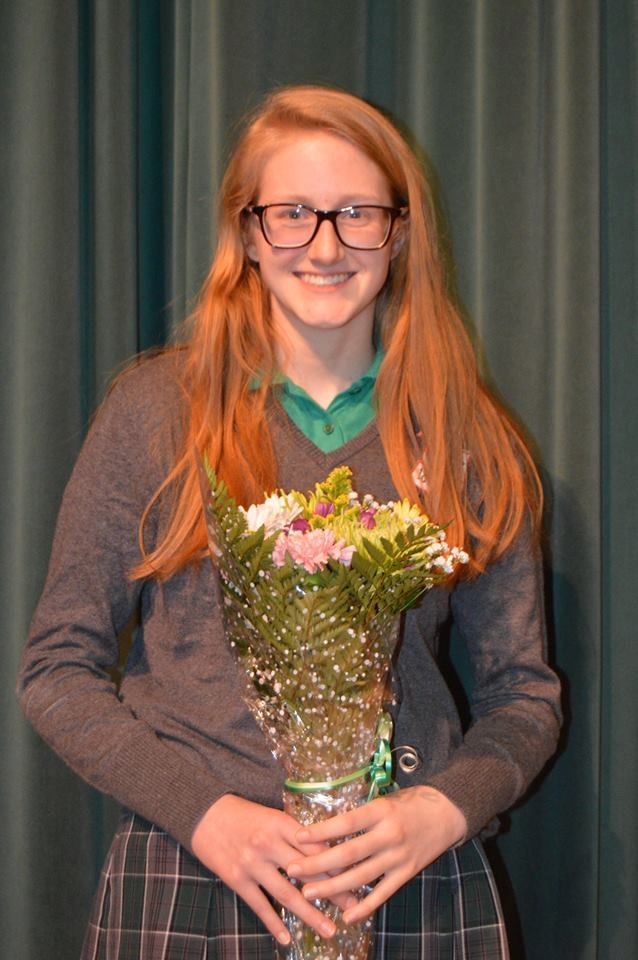 Lilly Witte named National Merit Finalist