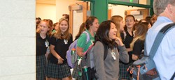Seton students returned to $7 million in renovations