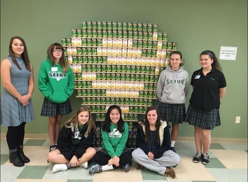 CANstruction group